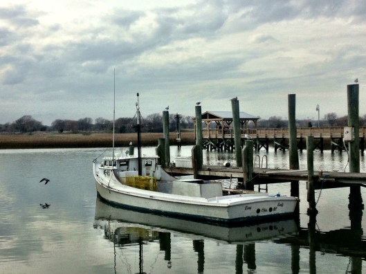 Shem Creek Chesapeak deadrise