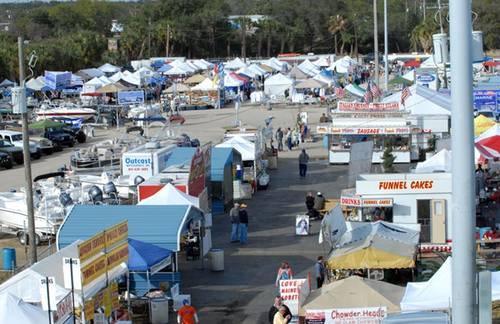 Savannah Marine Flea Market