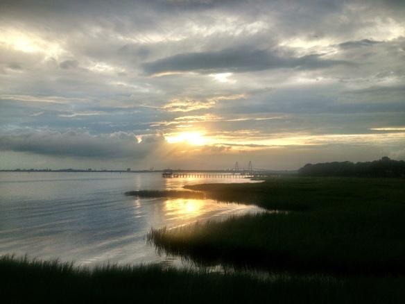 7-12-13 Sunset 1