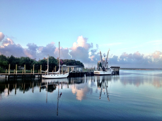 Shem Creek Sunrise