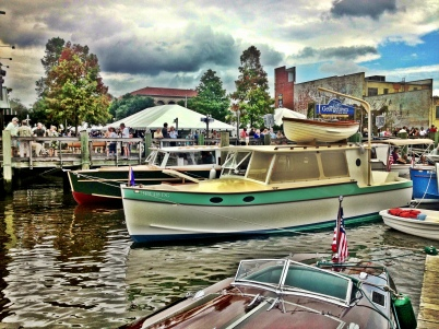 Georgetown Wooden Boat Show 2