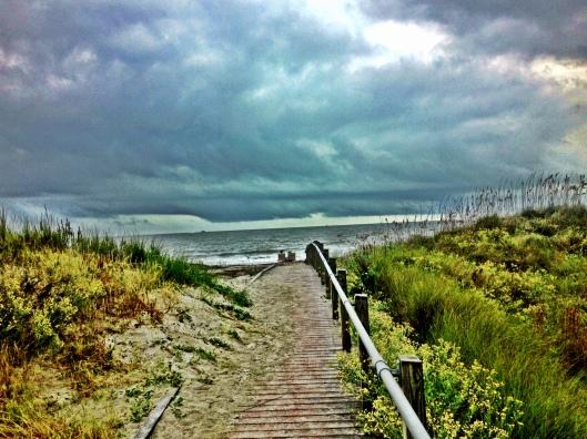 Stormy sea 10-19-13