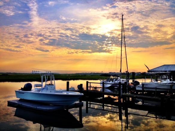 Sullivan's sunrise