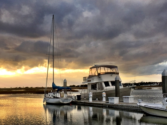 cloudy-sunset