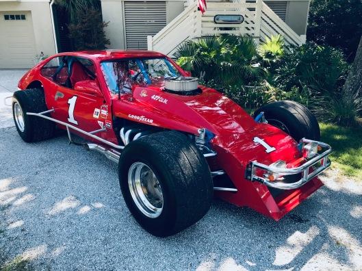 1974 NASCAR MODIFIED PINTO