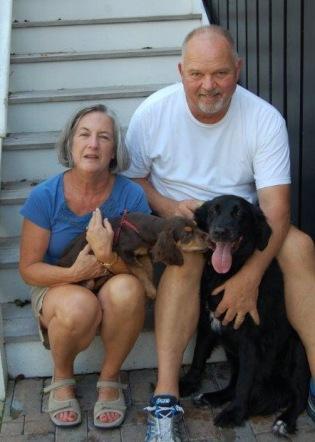 Kippa and family